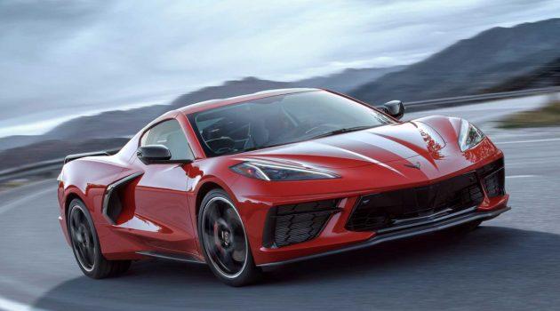 新一代美式精神, 2020 Chevrolet C8 Corvette 发表!