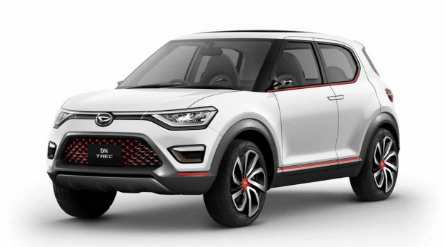 TNGA GA-B 打造? Toyota Mini SUV 或东京车展现身