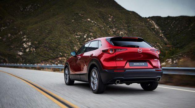 Mazda CX-20 商标已被注册,更小型的Crossover车型?