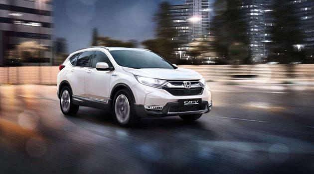 Honda 在我国市场上半年的总销量超过40,000辆!