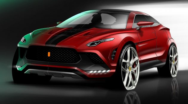 Ferrari SUV 或比 Lamborghini Urus 还强悍!
