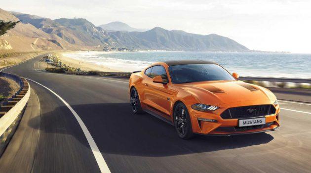 Ford Mustang55 纪念版与升级版齐登场,8月正式上市!