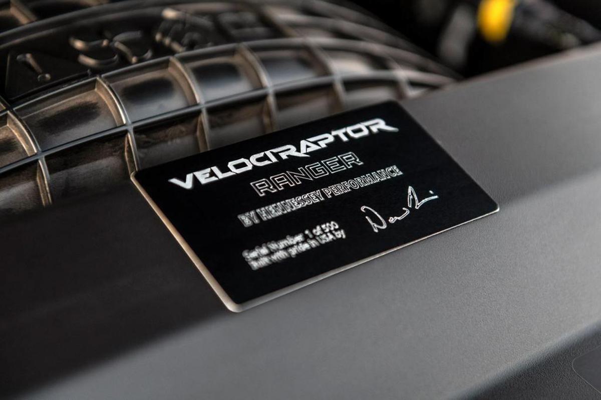比猛禽还猛, Hennessey Ranger VelociRaptor 再进化!