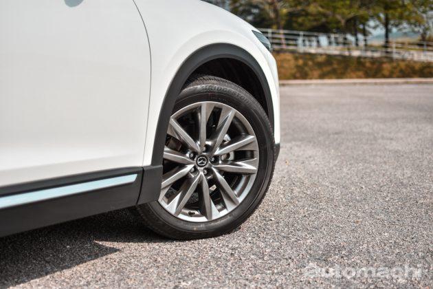 Mazda CX-9 Malaysia Spec ,马自达的诚意之作!