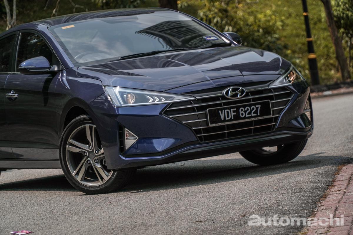 2019 Hyundai Elantra : 小改款,大改变!
