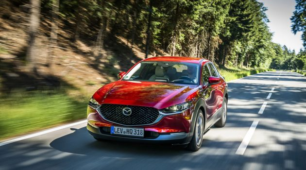 Mazda CX-30 确认引进我国市场,未来将会CKD?