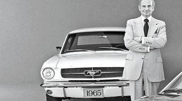 Ford Mustang 之父 Lee Iacocca 离世,享年94岁。
