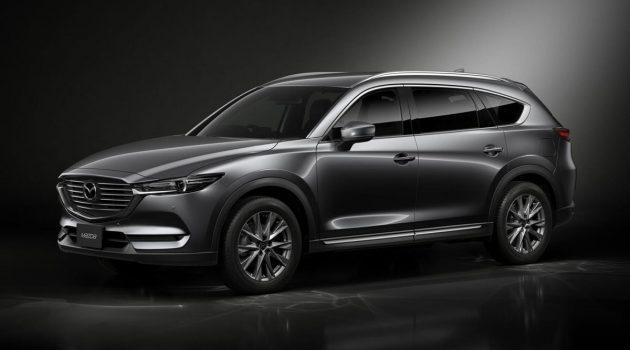 Mazda CX-8 我国版本售价可能不超过RM 200,000!