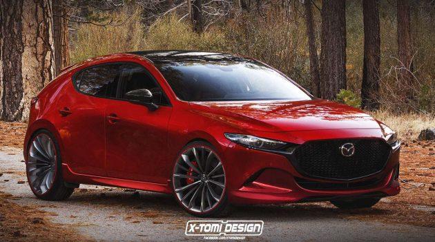 Mazda 有能力但是不打算开发 Mazda3 MPS !
