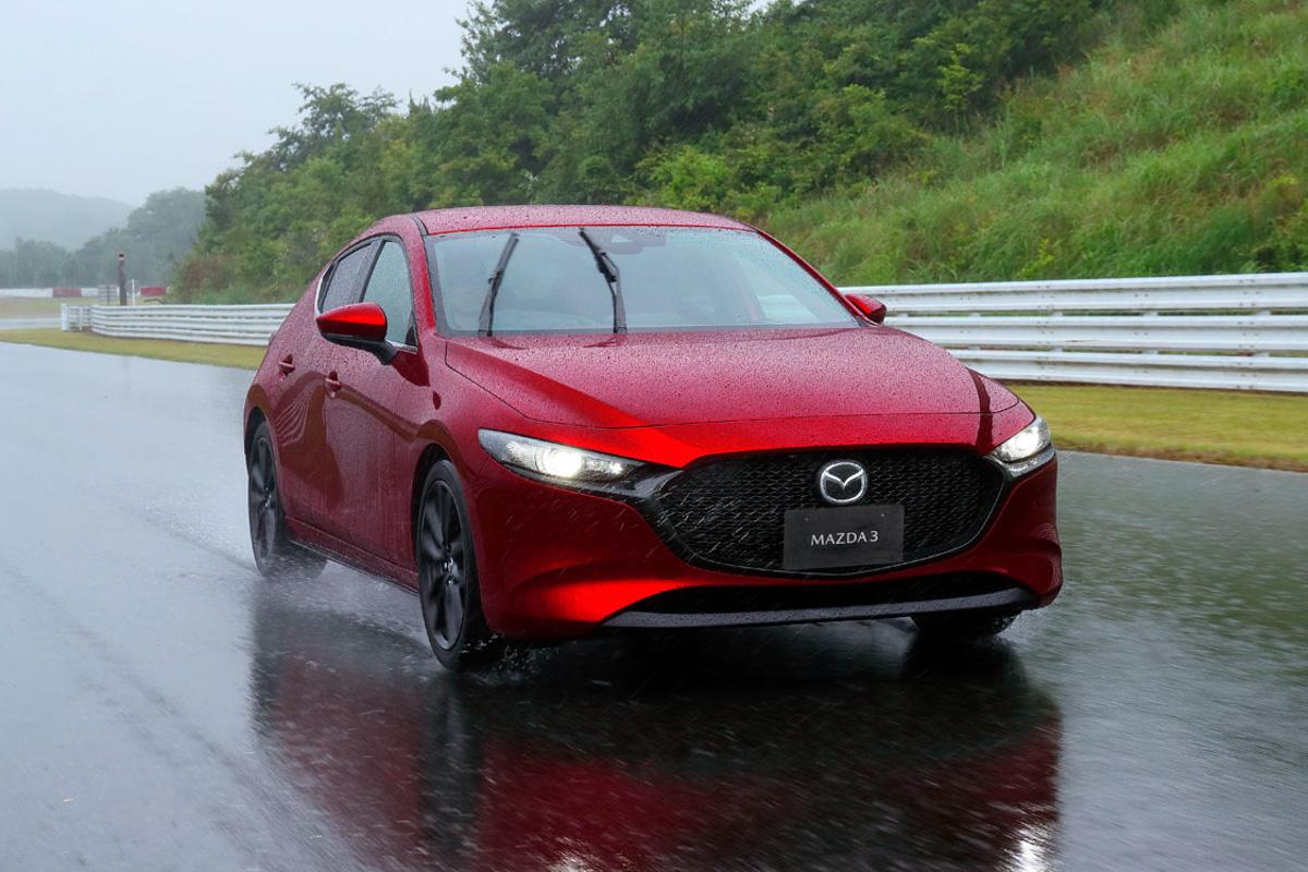 新世代降临! Mazda3 Skyactiv-X 今年10月发表!