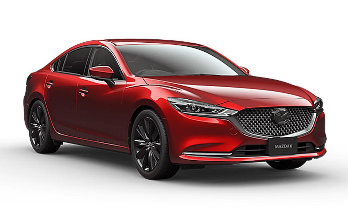 车名全球统一,日规 Mazda6 将导入2.5L涡轮引擎!