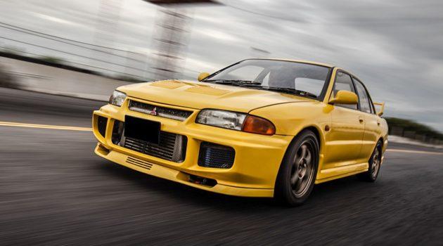 我国正版 Mitsubishi Lancer Evolution III 寻找新主人!