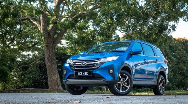 存过敏隐患, Perodua Aruz 受召检验安全气囊感应器!