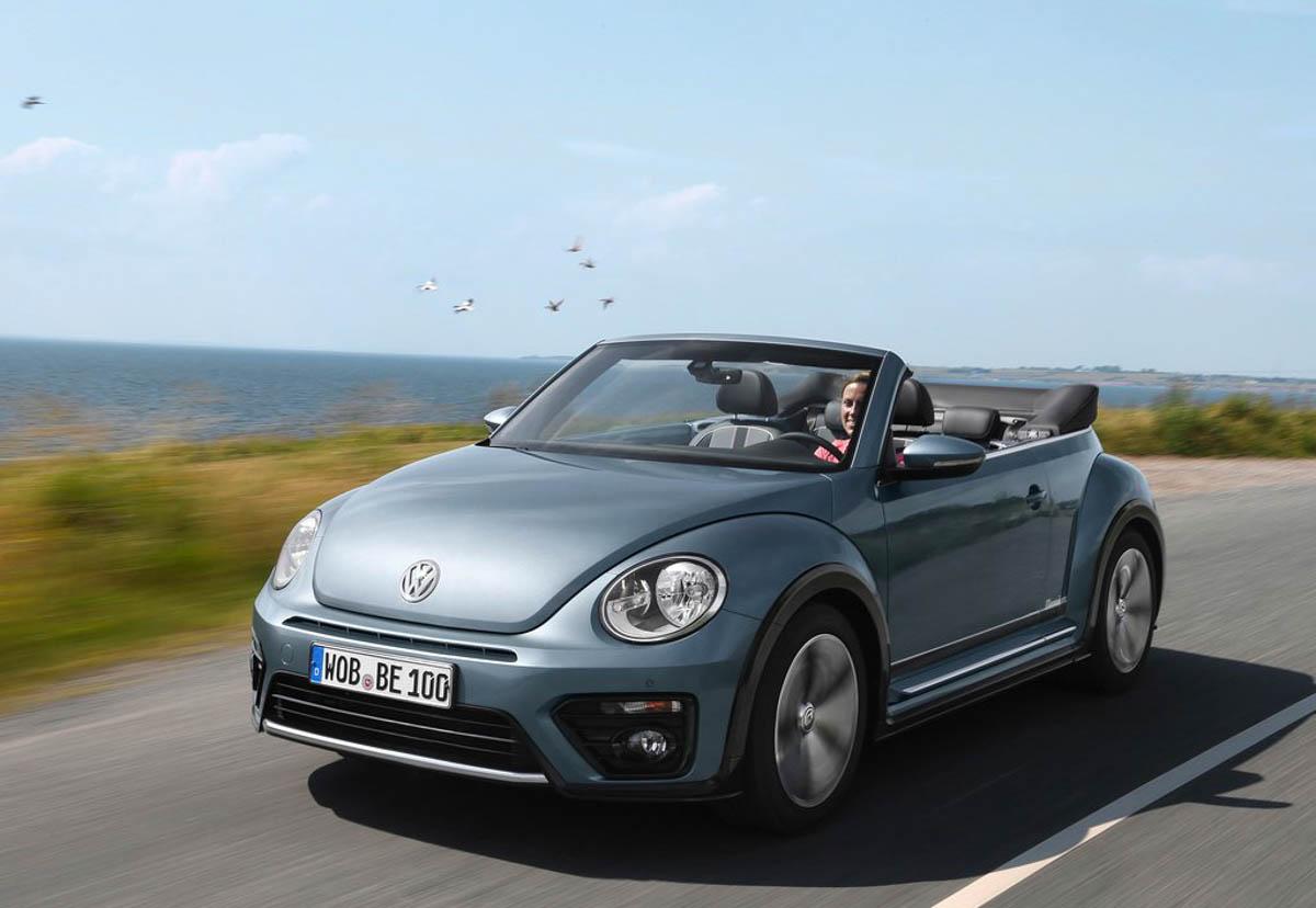 向最后一辆 Volkswagen Beetle 道别!
