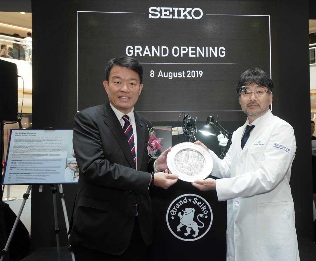 为了配合 Seiko Boutique 开幕,Seiko 推出了全新的 Prospex 和 Presage 手表!