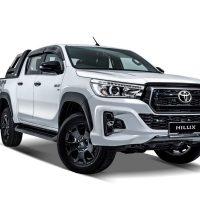 Toyota Hilux 特别版、 Fortuner 与 Innova 升级版齐登场