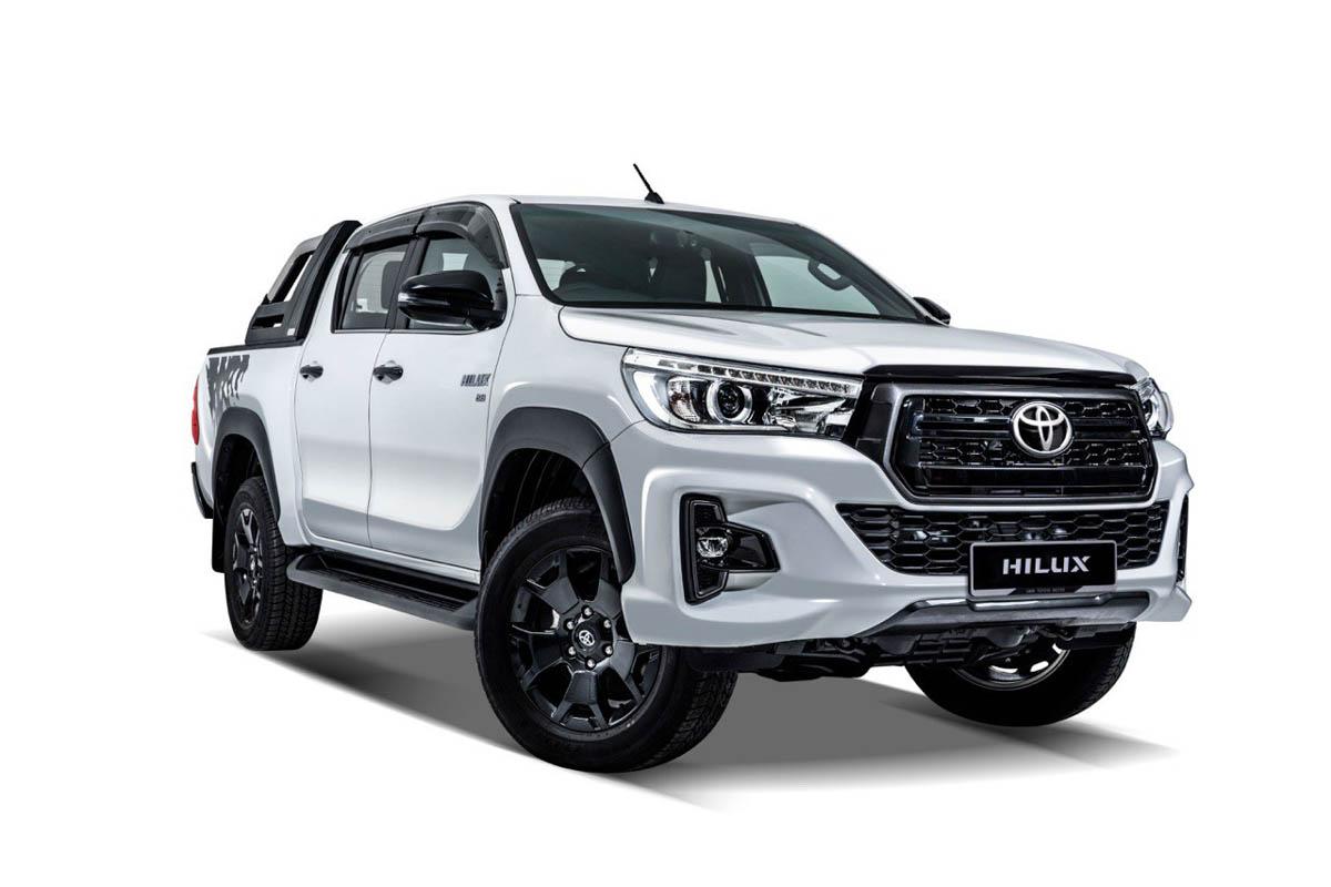 升级版 Toyota Hilux,Fortuner以及 Innova 正式开始接受预定。