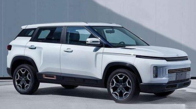 开创家族全新外观语言设计,吉利全新SUV 有望在今年正式亮相