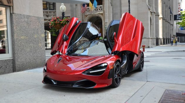McLaren 720S Spider 正式登陆我国,售价由 RM1,218,000起。