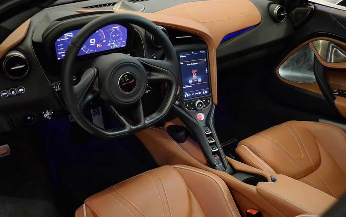 敞篷超跑 McLaren 720S Spider 正式登陆我国,售价由 RM1,218,000起。