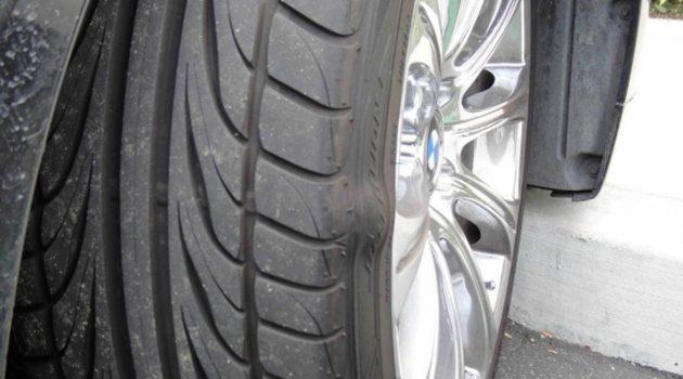汽车小知识: Tyre 为什么会肿胀