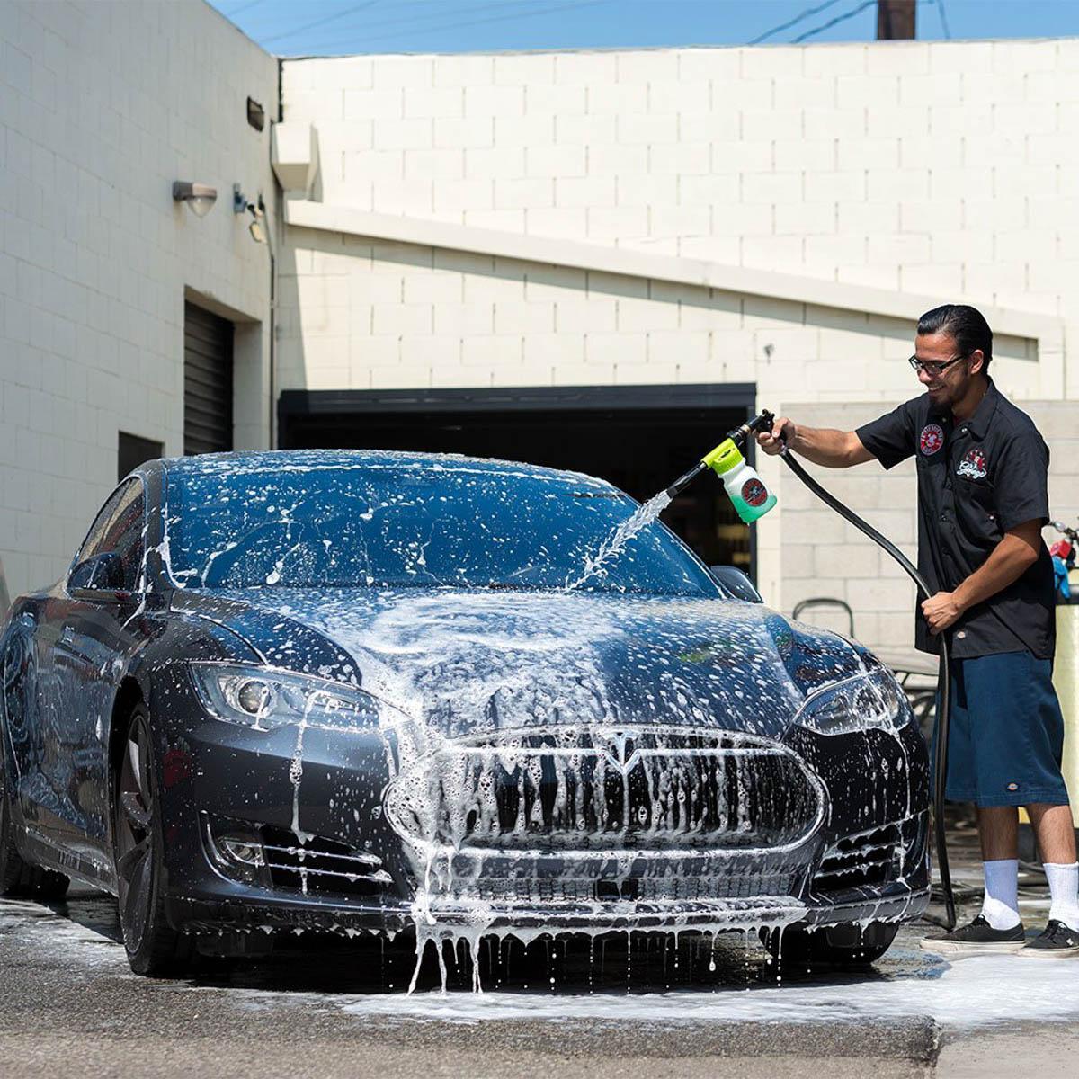 Car Wash 的五大禁忌!你知道几个?