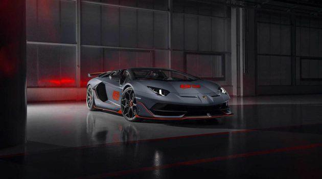 限量与特别版的 Lamborghini Aventador 以及 Huracan 强势亮相。
