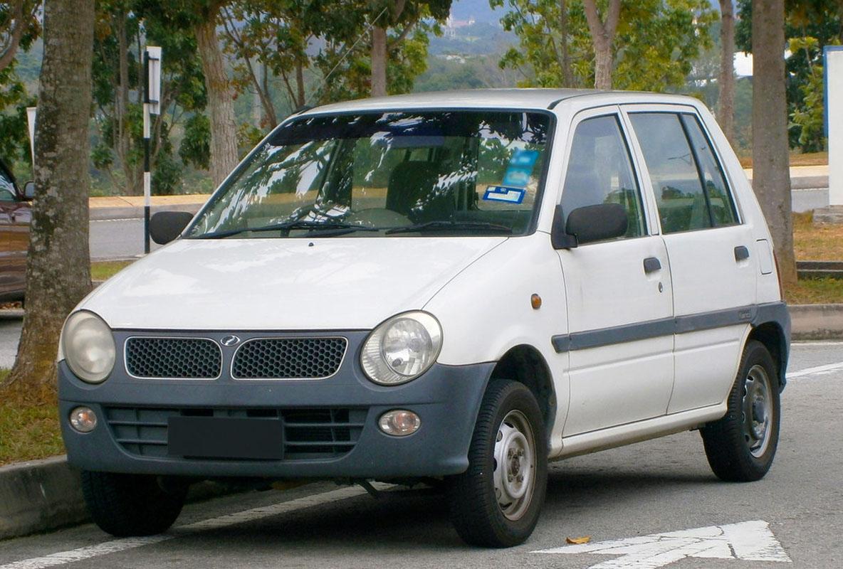 Perodua Kancil ,一台真正亲民的国民小车!