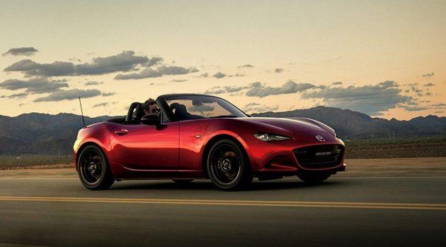 2019 Mazda MX-5 RF 登陆我国,售价 RM 259,154 起跳!