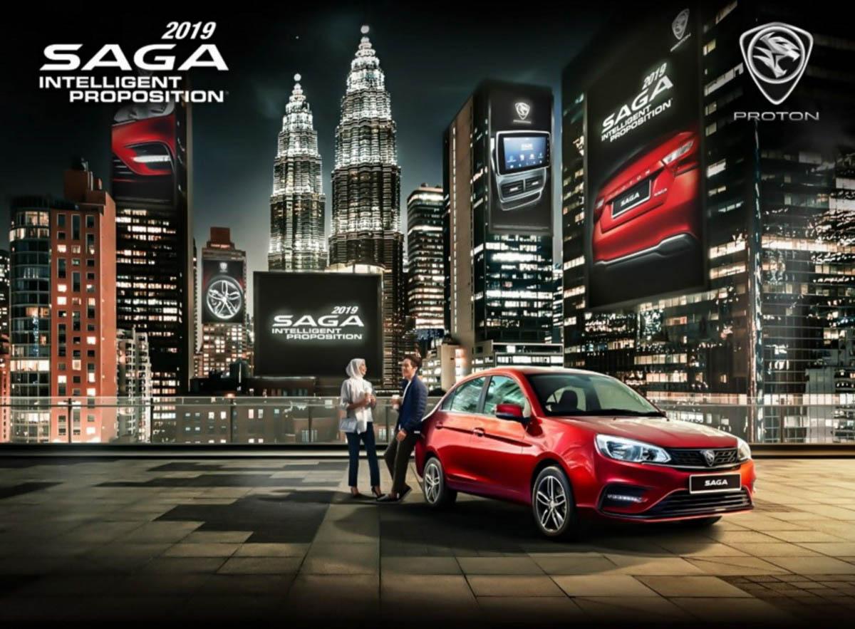 2019 Proton Saga 的八大看点!