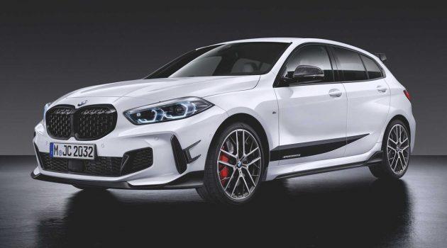 BMW M140e 预计明年登场,最大马力超400 Hp大关!