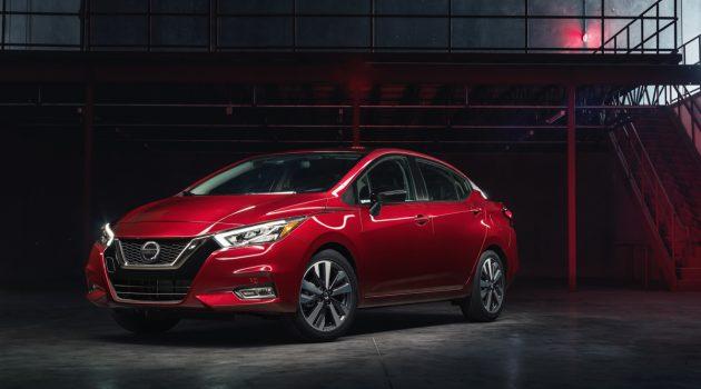 2020 Nissan Almera 美国上市,当地售价RM 61,242起跳!
