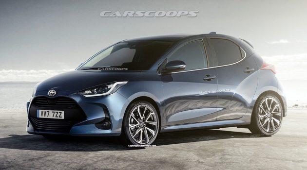 2020 Toyota Yaris 或现身今年东京车展!