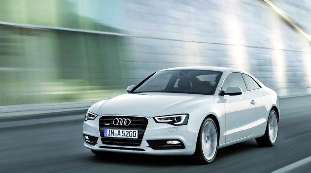 最超值二手车:Audi A5 2.0 TFSI Quattro S Line Coupe