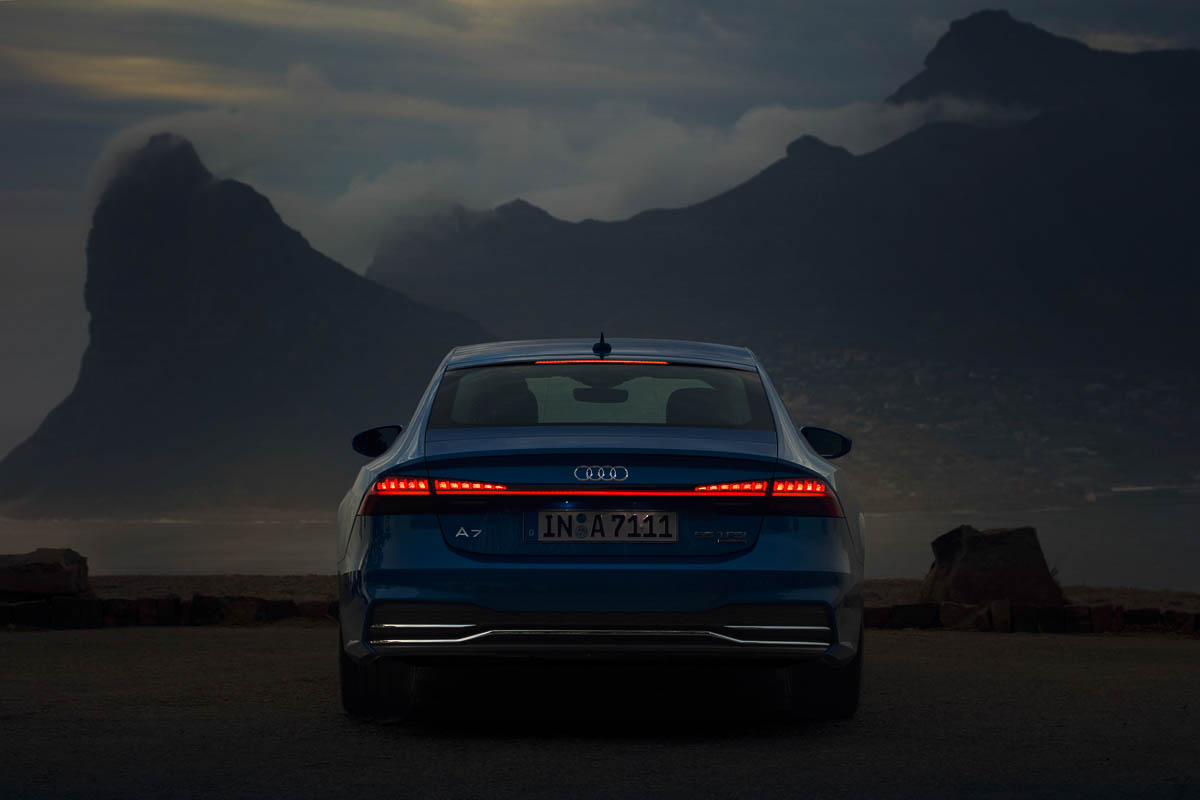 Audi A7 Sportback 登陆我国,售价 RM 609,900!
