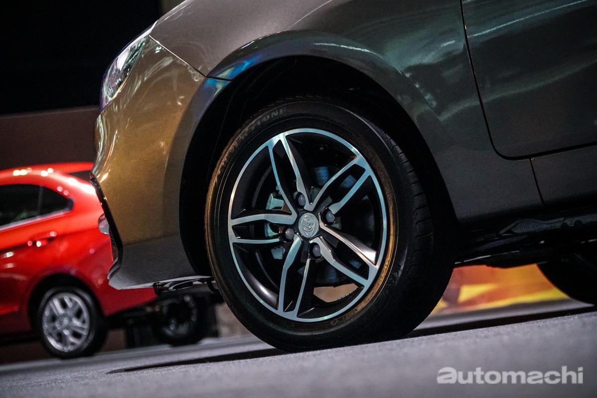 2019 Proton Saga Standard 实车鉴赏!