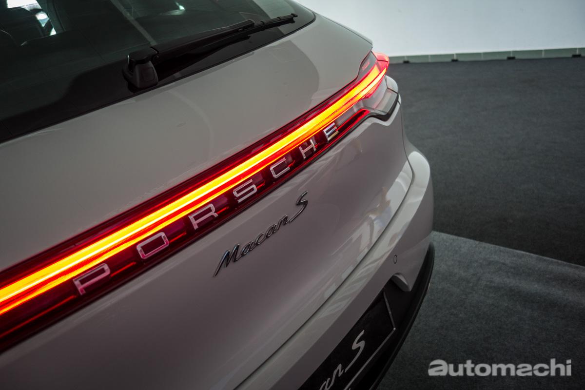 2019 Porsche Macan S 正式发布,售价 RM 625,000!