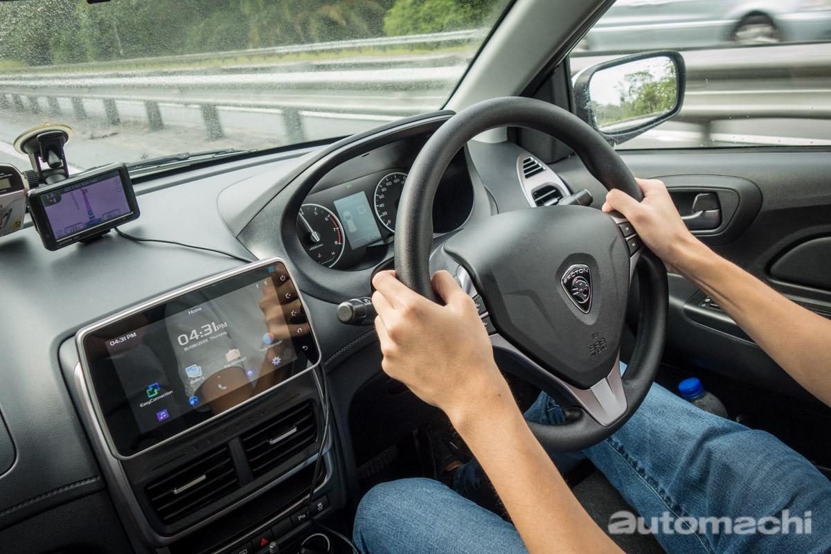 2019 Proton Saga ,优点有了缺点还在