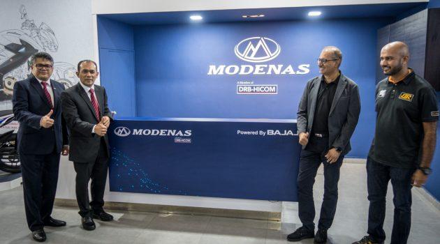 东南亚首家 Modenas 3S 一站式经销商正式开张