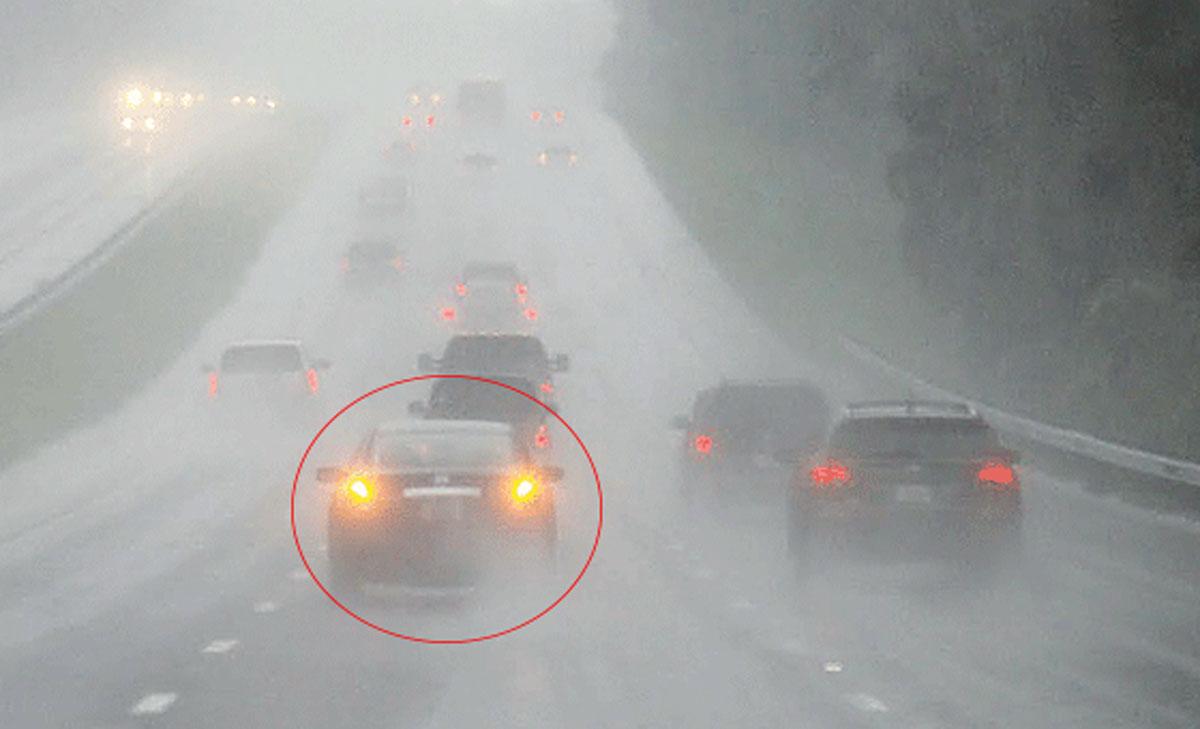 Double Signal 并不适合下雨天使用,使用时机很重要