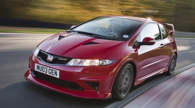 Honda Civic Type R FN2 ,一辆被遗忘的 Type R !
