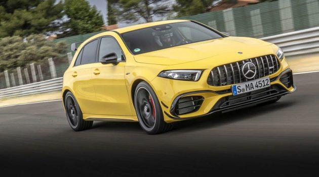 两代对决!新一代 Mercedes-AMG A45 有何不同?