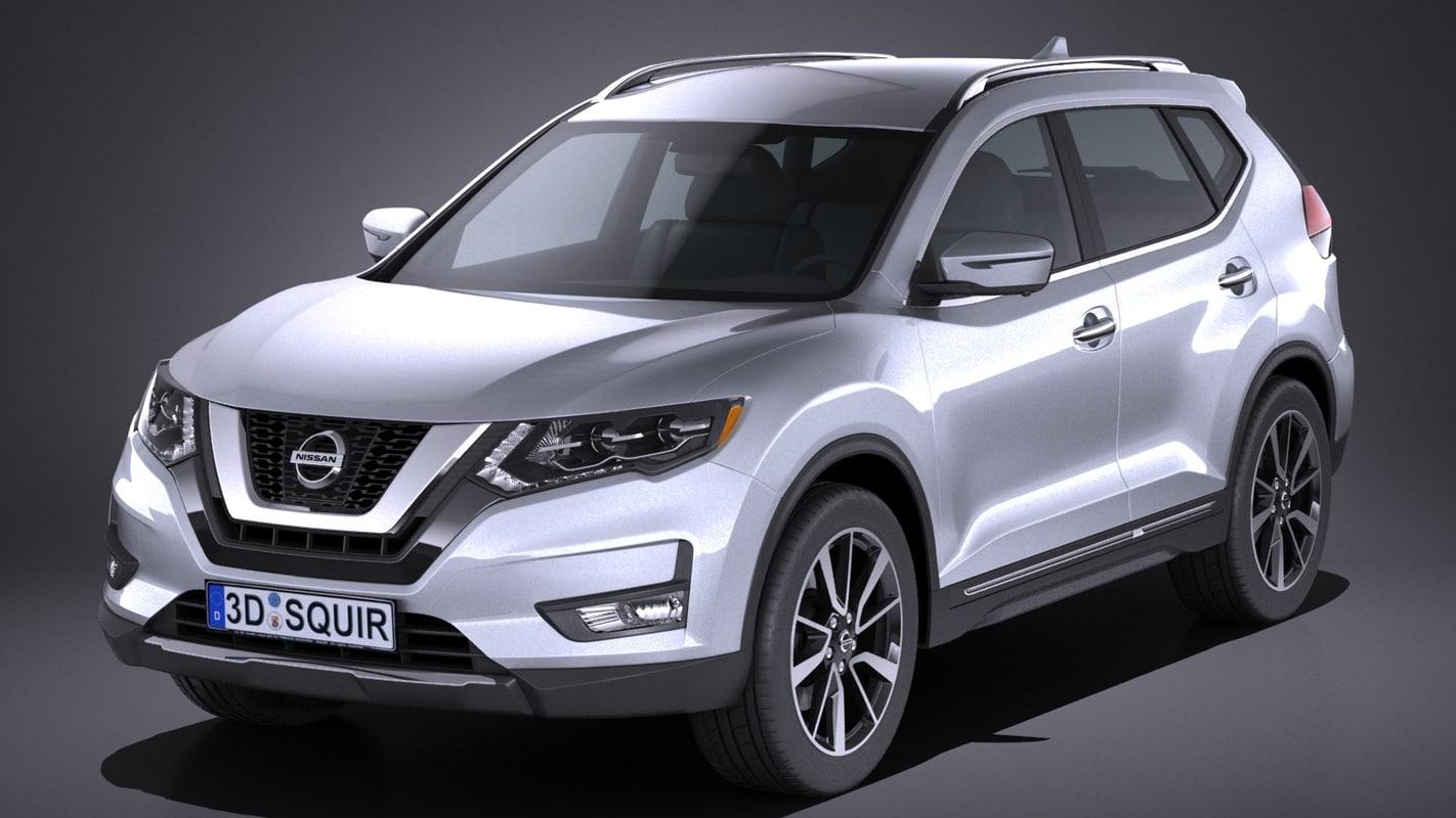 Nissan X-Trail 大改款将会采用全新1.5L涡轮增压引擎
