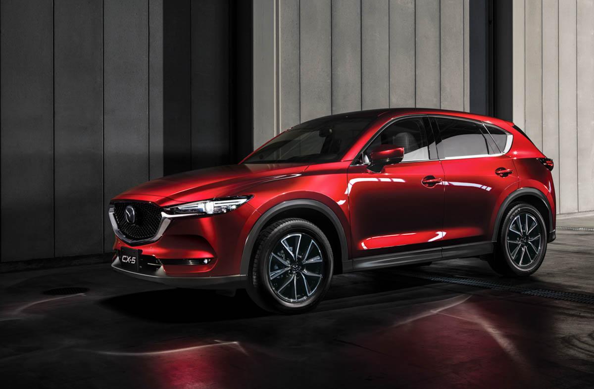RHB Bank 的幸运儿赢走了 Mazda CX-5 以及 Mazda 2!