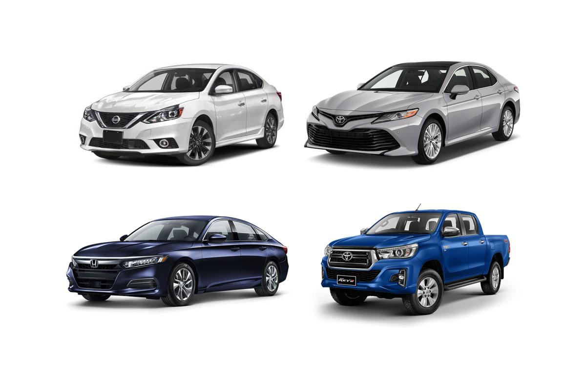 日本不好卖但是在国外大卖, Toyota Hilux 一个月卖9万台