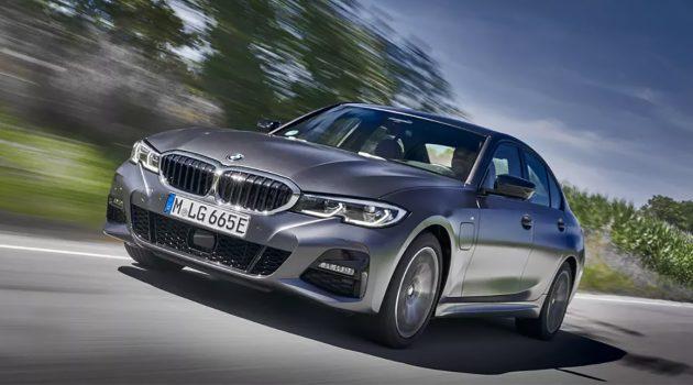 最大马力可达 292 Hp, 2020 BMW 330e 正式登场