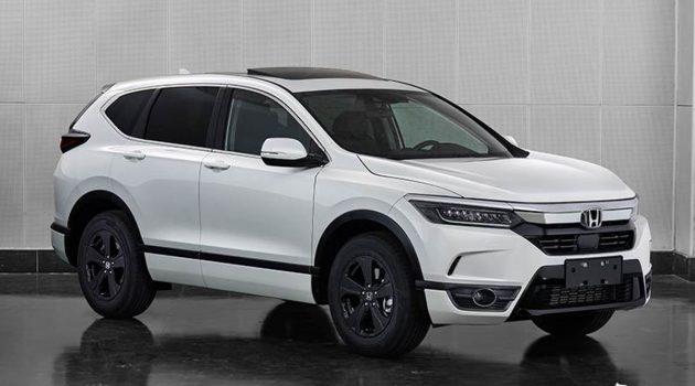 1.5L 涡轮 SUV ,全新 Honda Breeze 实车曝光