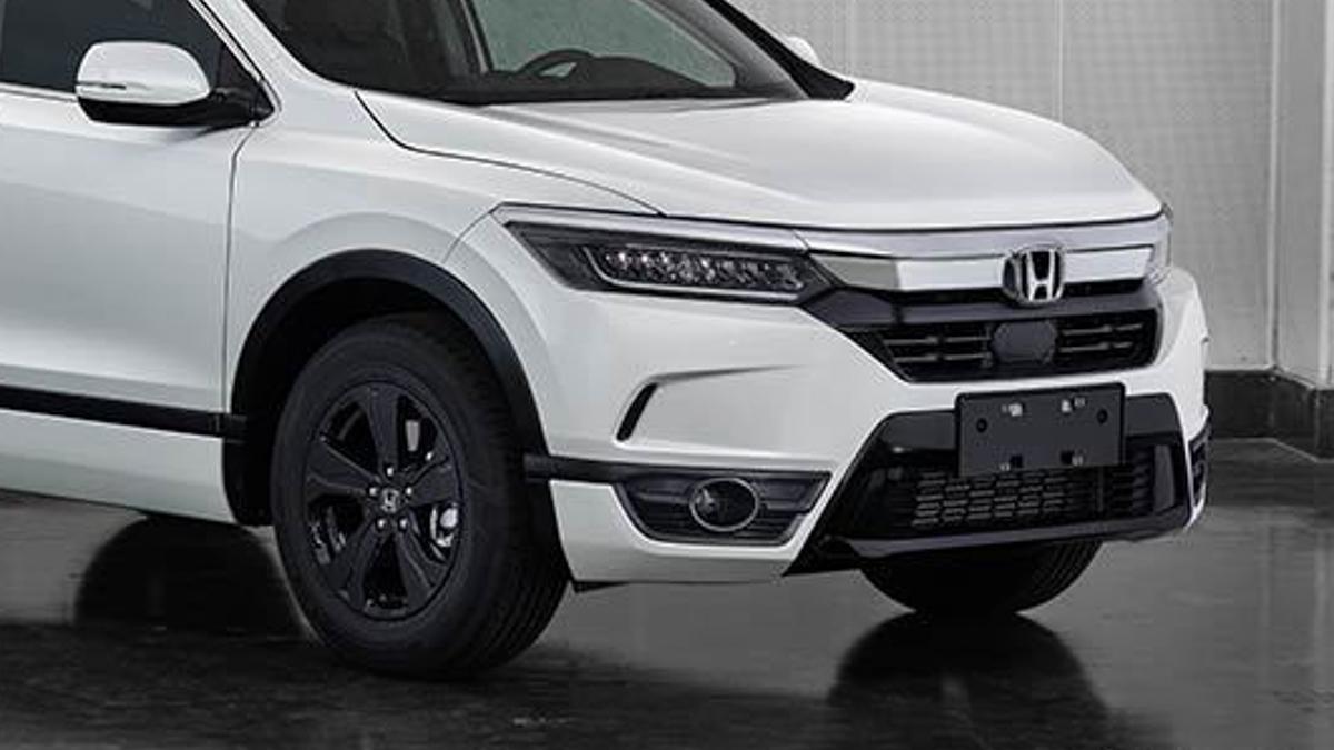 1.5L 涡轮 SUV ,全新 Honda Breeze 实车曝光 | automachi.com