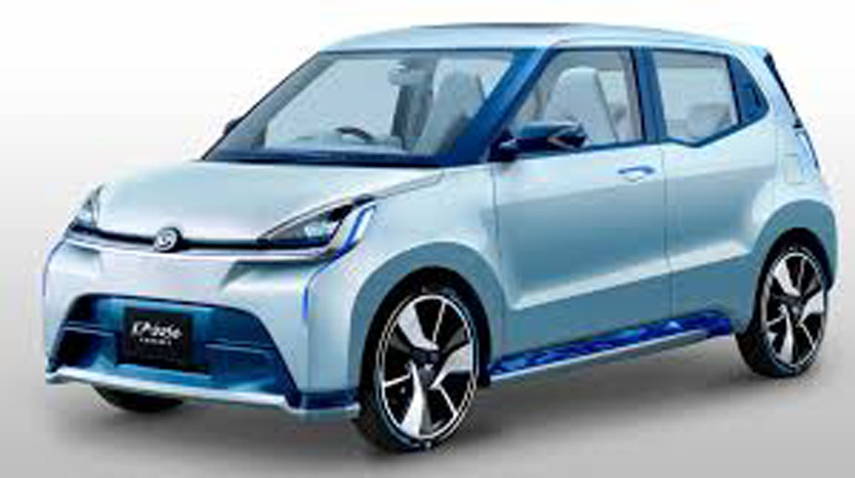 Daihatsu Crossover MPV 计划中,采用 DNGA 平台打造