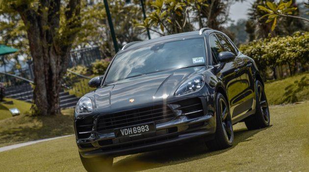 2019 Porsche Macan ,它属于有格调的您